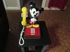 WESTERN ELECTRIC VINTAGE MICKEY MOUSE TELEPHONE SET EXCELLENT CONDITION