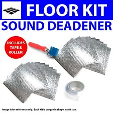 Heat & Sound Deadener Ford Falcon 1964 - 65 Floor Kit + Tape, Roller 32859Cm2