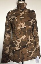 Love Tree Army Camouflage Jacket Size S
