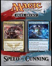 Magic - Speed vs Cunning Duel Deck UK
