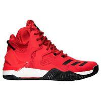 New Men's ADIDAS D ROSE 7 - B54136 Red Derrick Basketball Sneaker