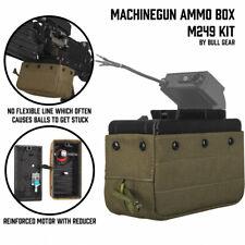 Machinegun Ammo Box M249