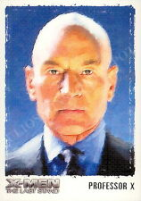 X-MEN 3 THE LAST STAND 2006 ART & IMAGES INSERT CARD ART1 PROFESSOR X MA
