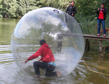 Wasserlaufball, Water walking ball, Zorb Vermietung inkl Anlieferung + Betreuung