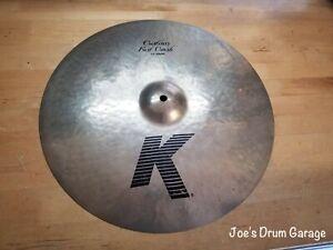 Zildjian 17 Inch K Custom Fast Crash Cymbal