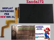 DISPLAY LCD SUPERIORE NINTENDO NEW 2DS XL SCHERMO DI RICAMBIO NUOVO CON GARANZIA