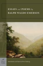 Barnes and Noble Classics: Essays and Poems by Ralph Waldo Emerson by Ralph...