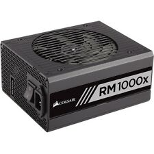 Corsair Rmx Series Rm1000x - 1000 Watt 80 Plus Gold Certified Fully Modular Psu