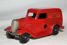 Triang Minic Latta a Carica 591ms Ford Luce Consegna Furgone Camion, Royal Mail,