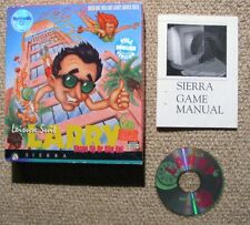 Leisure Suit Larry Shape Up or Slip Out in Box - PC Adventure Game