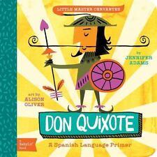NEW Don Quixote : A Spanish Language Primer by Adams, Jennifer; Oliver, Alison