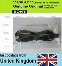 Genuine Sony Usb Cable for Handycam Camcorder to Pc Computer / Laptop Dcr-Hc