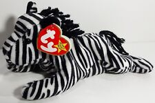 "TY Beanie Babies ""ZIGGY"" the ZEBRA - MWMTs! RETIRED! GREAT GIFT! A MUST HAVE!"