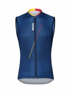 2018 La Vuelta Cero CYCLING Vest - Made in Italy by Santini