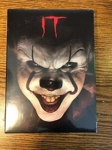 IT Special Edition Slipcover DVD 2017 BRAND NEW Sealed RARE Stephen King Horror