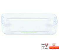 SMEG FAB30PS2 Dairy Door Shelf Half Width For Fridge Freezer