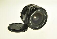 Canon Lens FD 24mm F2.8 Camera Lens