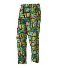 Teenage Mutant Ninja TURTLES New Lounge Pants Men's Medium M FLEECE Pjs Pajamas