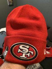 New Era San Francisco 49ers NFL Cuffed Knit Hat