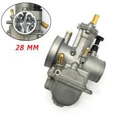 28mm PWK Aluminum Carburetor for Motorcycle KTM ATV 2 Stroke Cycle 80-350cc  Hot
