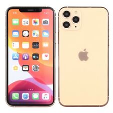 Apple iPhone 11 Pro - 512GB - Gold (Unlocked) W/ Accessories. Same Day Shipping