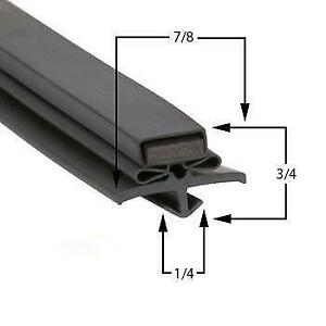 True Part# 810809 Door Gasket for Refrigerator / Freezer 016230426104-S G0386955