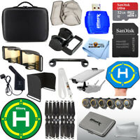 Essential Accessory Bundle Kit for DJI Spark with Carry Case Filter Kit and More