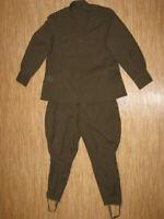 RARE VINTAGE Field Olive Camo Uniform Suit Russian Red Soviet Army USSR Original