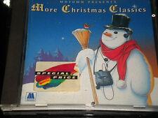 Motown Presents More Christmas Classiques Album CD 1993 20 Excellents Titres
