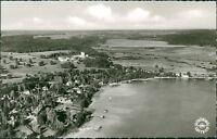 Ansichtskarte Herrsching a. Ammersee mit Blick zum Pilsensee (Nr.731) -III