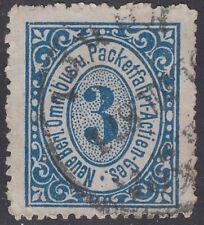 GERMANY, 1886. Berlin Private Post  Mi 13C, Used