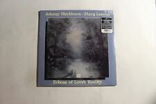 JOHNNY BLACKBURN & MARY LAUREN Echoes Love's Reality LP Spain 2010 M SEALED 14BA