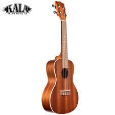 Kala KA-C Satin Mahogany Traditional Concert Ukulele with Aquila Strings