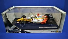 Hot Wheels 1/18 Renault R27  F1, 2007 #3 Giancarlo Fisichella