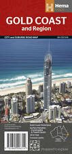 Gold Coast and Region Handy Map: HEMA.4.18H by Hema Maps Pty.Ltd (Sheet map,...