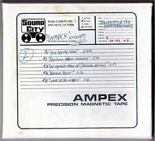 Tom Petty Playback Promo Box Set Sampler In Custom Ampex Tape Box Nice Package