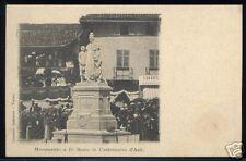 MONUMENTO A D. BOSCO IN CASTELNUOVO D'ASTI (ASTI)