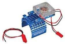Integy Super Motor Heat Sink+Cooling Fan 540/550 INTC22470BLUE