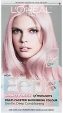 LOreal Paris Feria Smokey Pastels Permanent Haircolor, Smokey Pink 1 ea