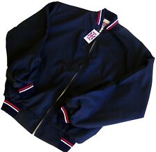 Relco Men's Monkey Jacket Blue Navy Bomber Made In England Mod's Skinhead's Ska