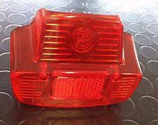 Fanale vetro posteriore Vespa 125 150 180 GL Super Sprint corpo luminoso rosso
