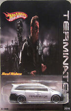 Hot Wheels CUSTOM HONDA ODYSSEY The Terminator Limited Edition 1/25 Made!