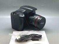 Digital SLR Camera 2.4 Inch TFT LCD Screen Full HD 1080P 16X Zoom Anti-shake USA