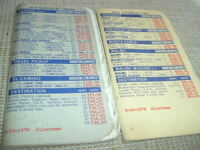 1979 Original chevrolet dealer pocket price books (2)