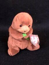 Ty Seaweed The Otter Beanie Baby 1995 Soft Plush Stuffed Animal
