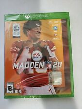 Madden NFL 20 - Xbox One * New Sealed Game *
