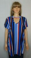 NWOT NEW Bobbie Brooks Size 2X 22/24 Top Shirt Blouse Casual Work Clothes Outfit