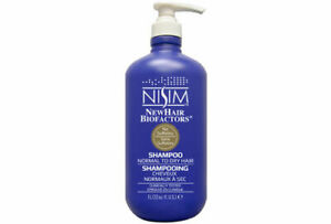 Nisim Hair Loss Shampoo for Normal to Dry Hair 1L  - FAST SHIPPING