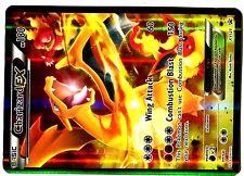 PROMO POKEMON HOLO N° XY121 CHARIZARD EX (DRACAUFEU) FULL ART 180 HP Attack 150