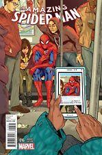 Amazing Spider-man #16 Women of  Marvel Variant Comic 1st Print 2015 unread NM